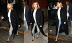 GET THE LOOK: Make Your Oversize Coat Look as Sexy as Kim Kardashian's