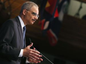 Attorney General Eric Holder Deliver Remarks At The National Press Club On The Criminal Justice System