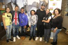 Hot 104.1 Empire Meet & Greet With Jussie Smollett and Bryshere Gray