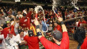 St Louis Cardinals v Milwaukee Brewers - Game Six