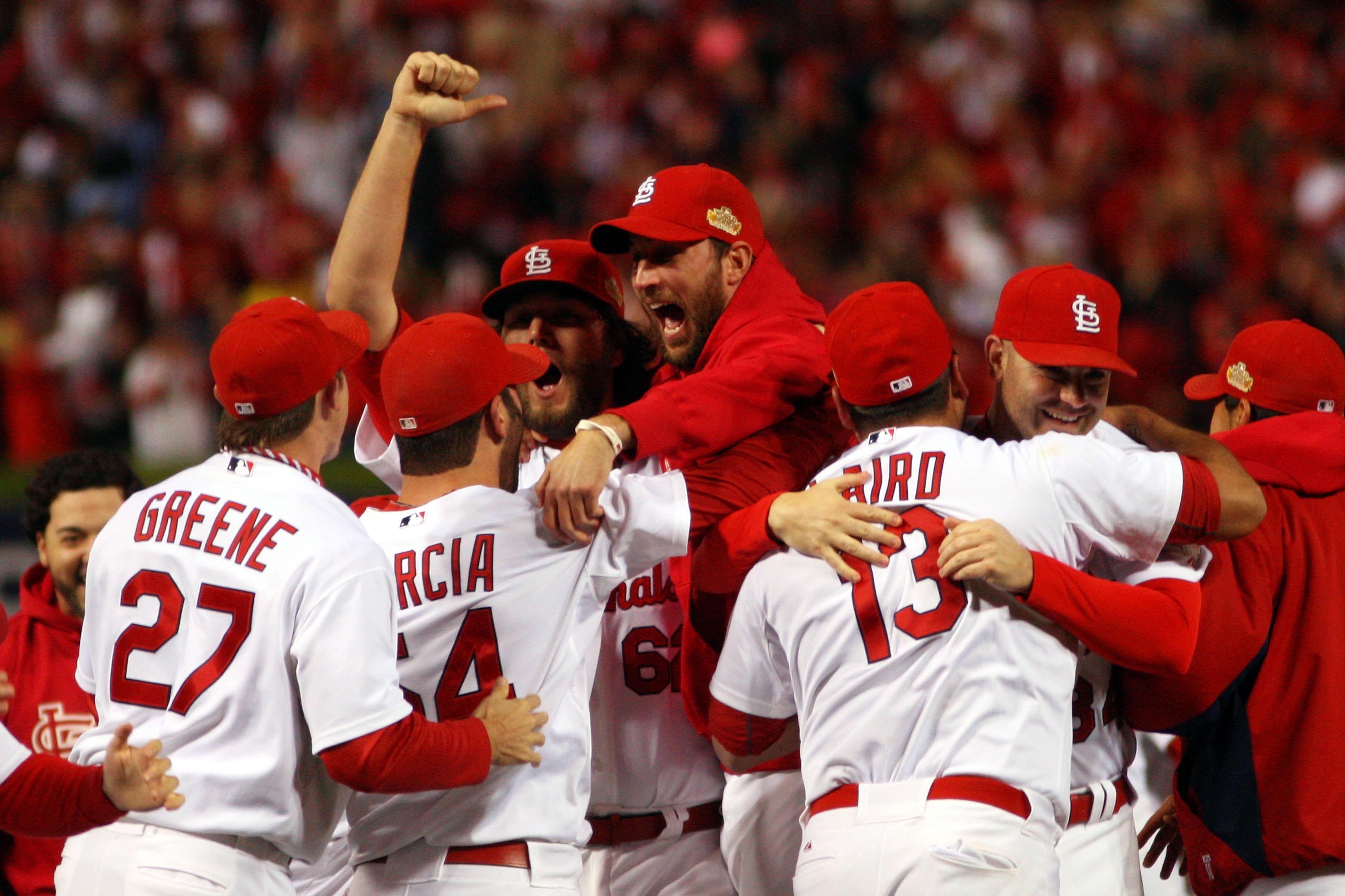 2011 World Series Game 7 - Texas Rangers v St Louis Cardinals