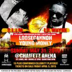 LooseCannon S.L.I.M. Bringing Lil Wayne and Company To The Lou For The 4th Annual LooseCannon Celebrity Basketball Game