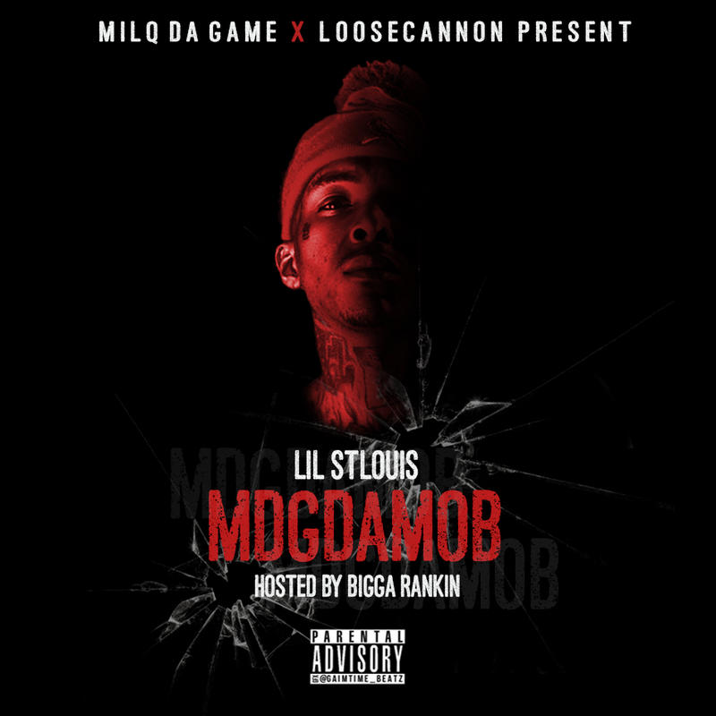 MDGDAMOB Album Cover