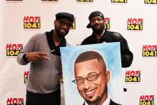 Rickey Smiley After Show Meet & Greet At The Pageant