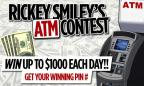Rickey Smiley's ATM Contest
