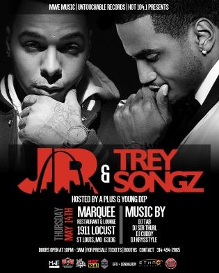Untouchable Ent JR and Trey Songz