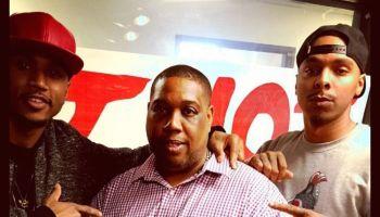 Boogie D, Trey Songz & J.R.