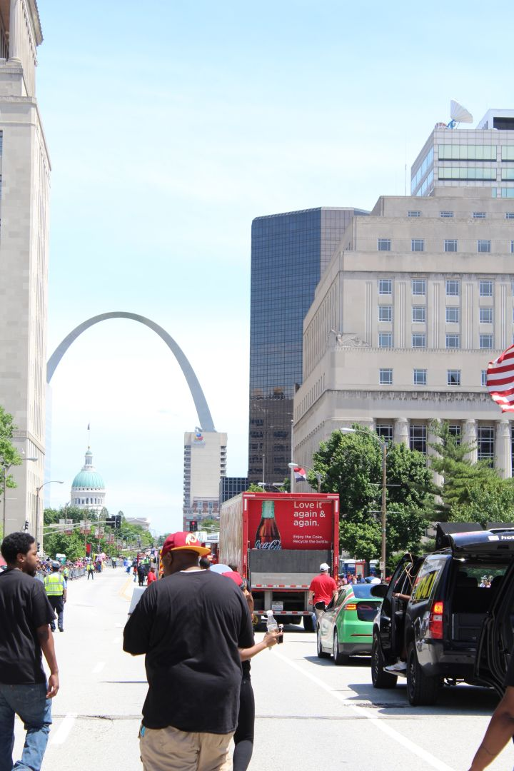 Radio One St. Louis At The Annie Malone May Day Parade 2015