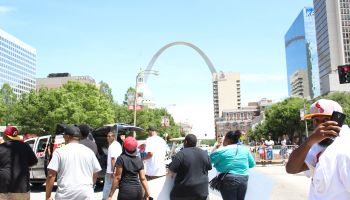 Radio One STL At The Annie Malone May Day Parade 2015