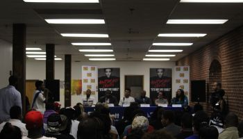 """Minority Business Exchange """"The Business Of Making Music"""""""