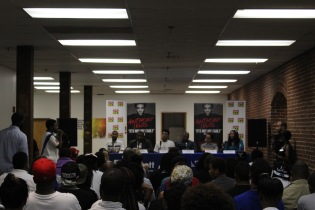 "Minority Business Exchange ""The Business Of Making Music"""