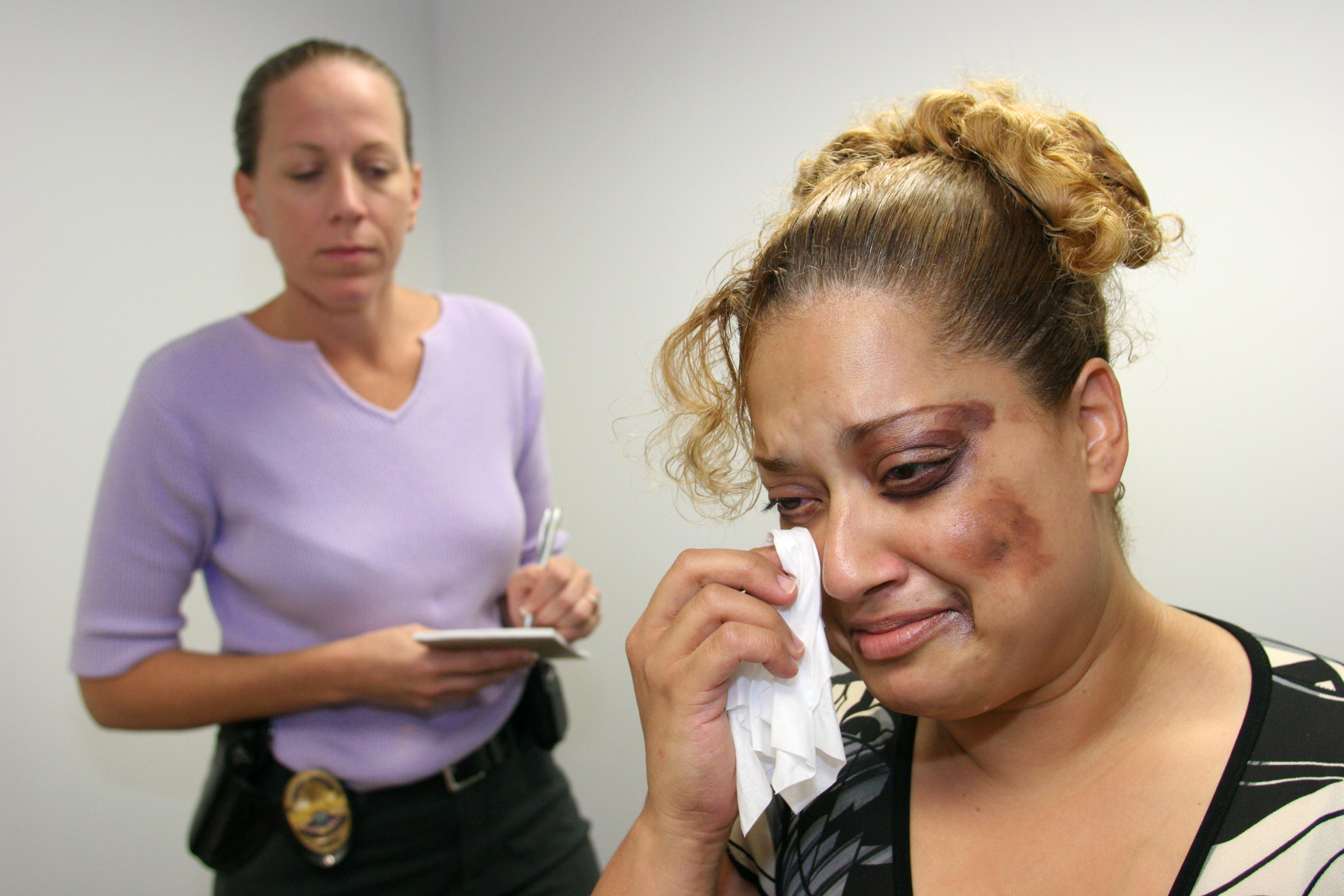 North Miami Beach, Female abuse victim