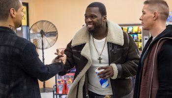 Power, 50 Cent, Omari Hardwick
