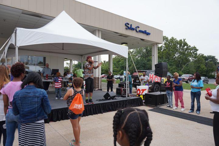 Vatterott Summer Concert Series