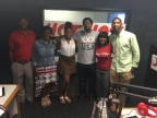 The Cigna Ferguson-St. Louis Internship Program Stops By Hot 104.1