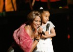 The Most Touching Photos Of Bobbi Kristina & Whitney Houston