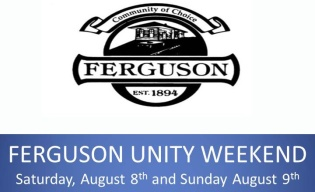 Ferguson Unity Weekend