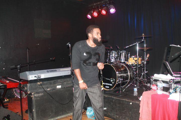 Chosen For Change Michael Brown Concert