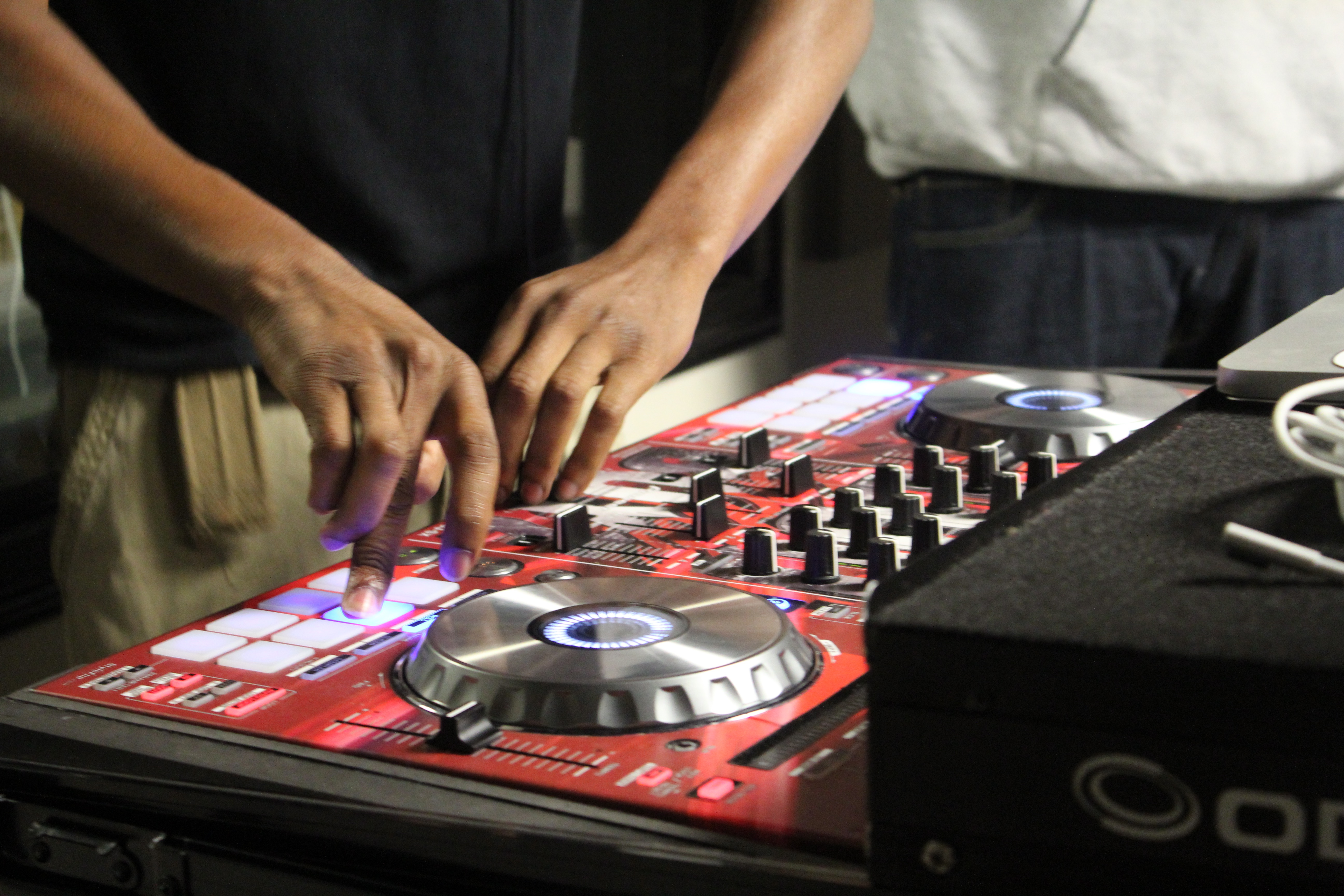 Labor Day Guest DJ's