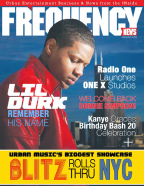 Check Out Our Cover Story On Lil Durk In Frequency News