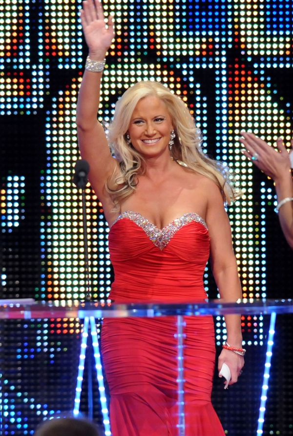 WWE Hall Of Fame Induction 2011