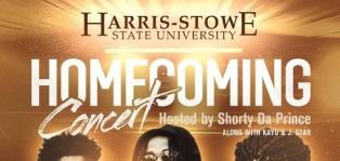 Harris Stowe Homecoming Concert