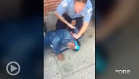 Video Of Washington DC Cops Forcefully Detaining A Teen For #BankingWhileBlack Sparks Protests