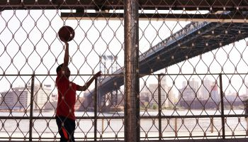 Basketball, NYC,