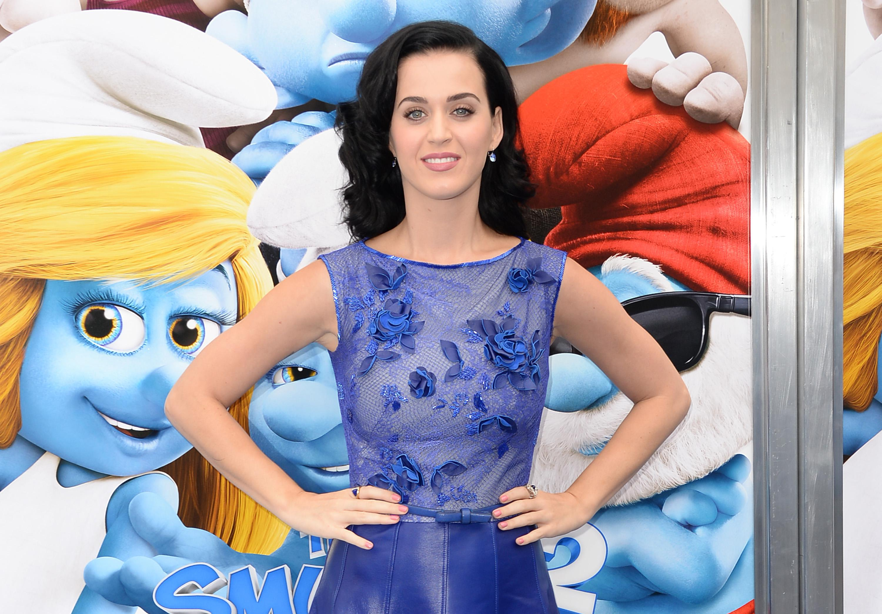 Premiere Of Columbia Pictures' 'Smurfs 2' - Arrivals