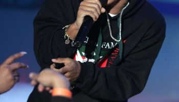 BET's 106 & Park Presents Bow Wow And Cherish
