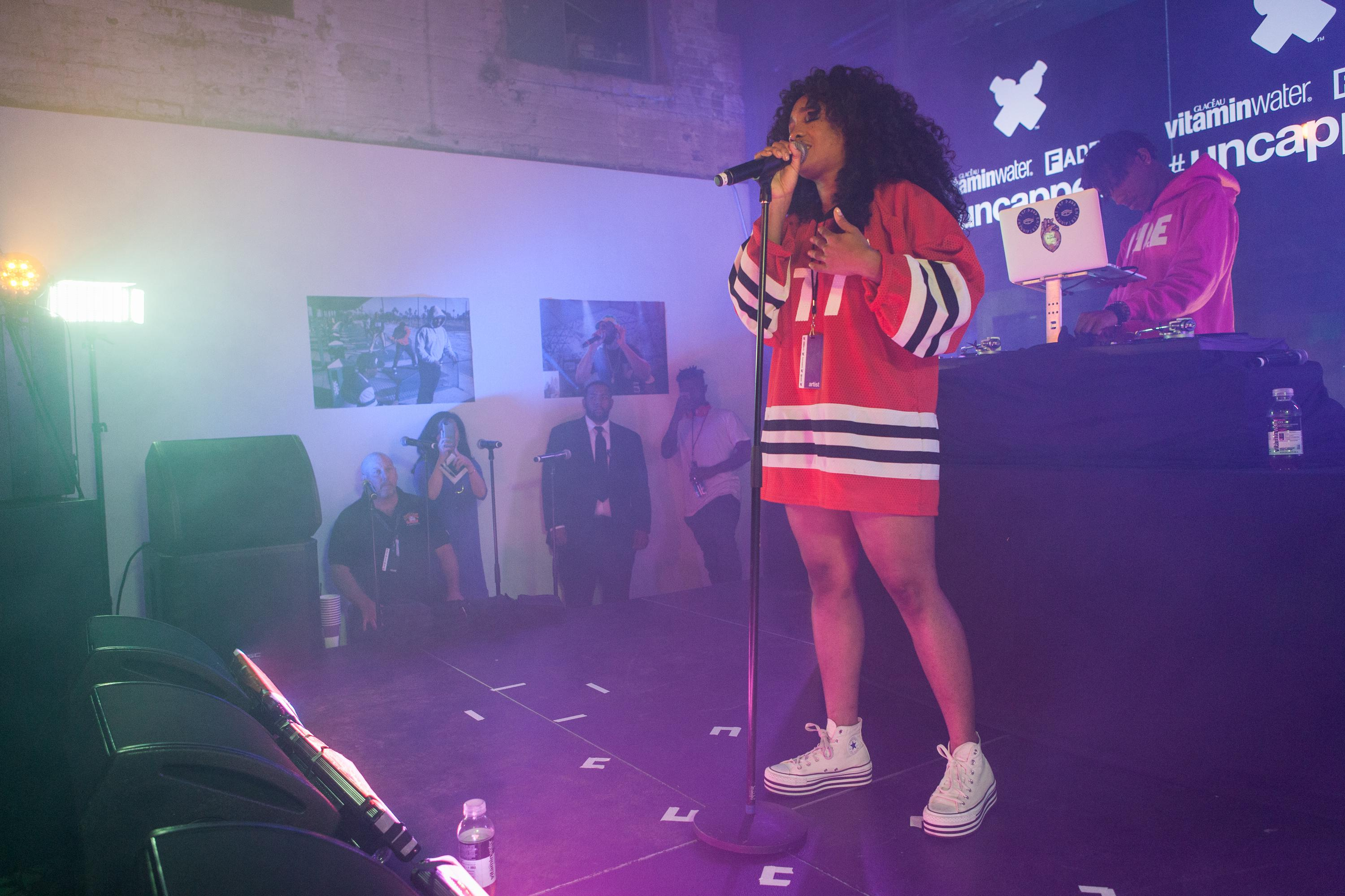 vitaminwater And The Fader Present uncapped With Schoolboy Q