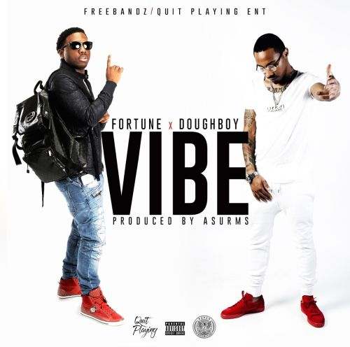 "Fortune X Doughboy ""Vibes"" Artwork"