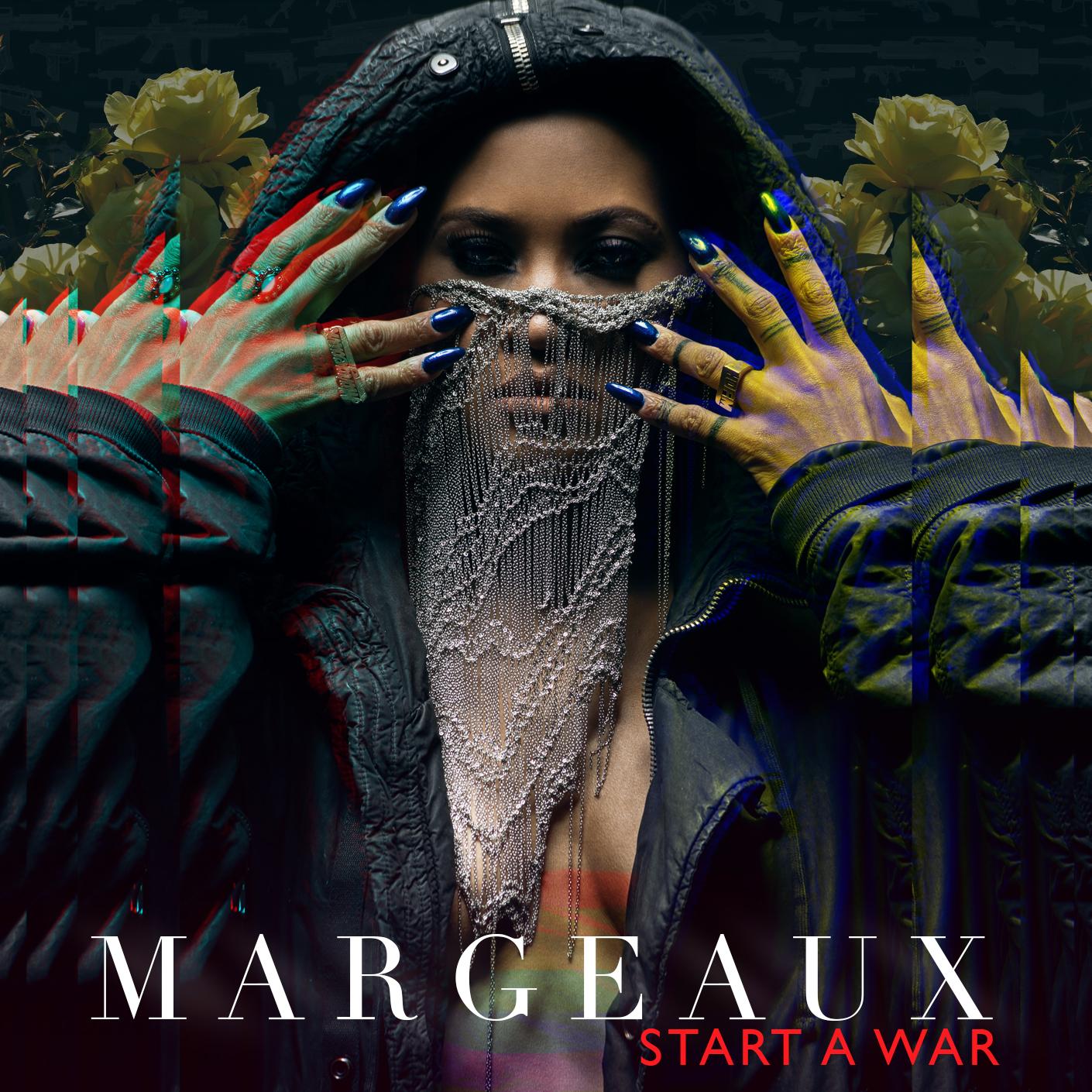 """Margeaux Simms """"Start a War"""" Video"""