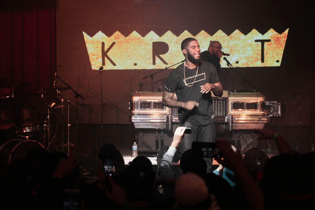 Big K.R.I.T. In Concert - New York, New York