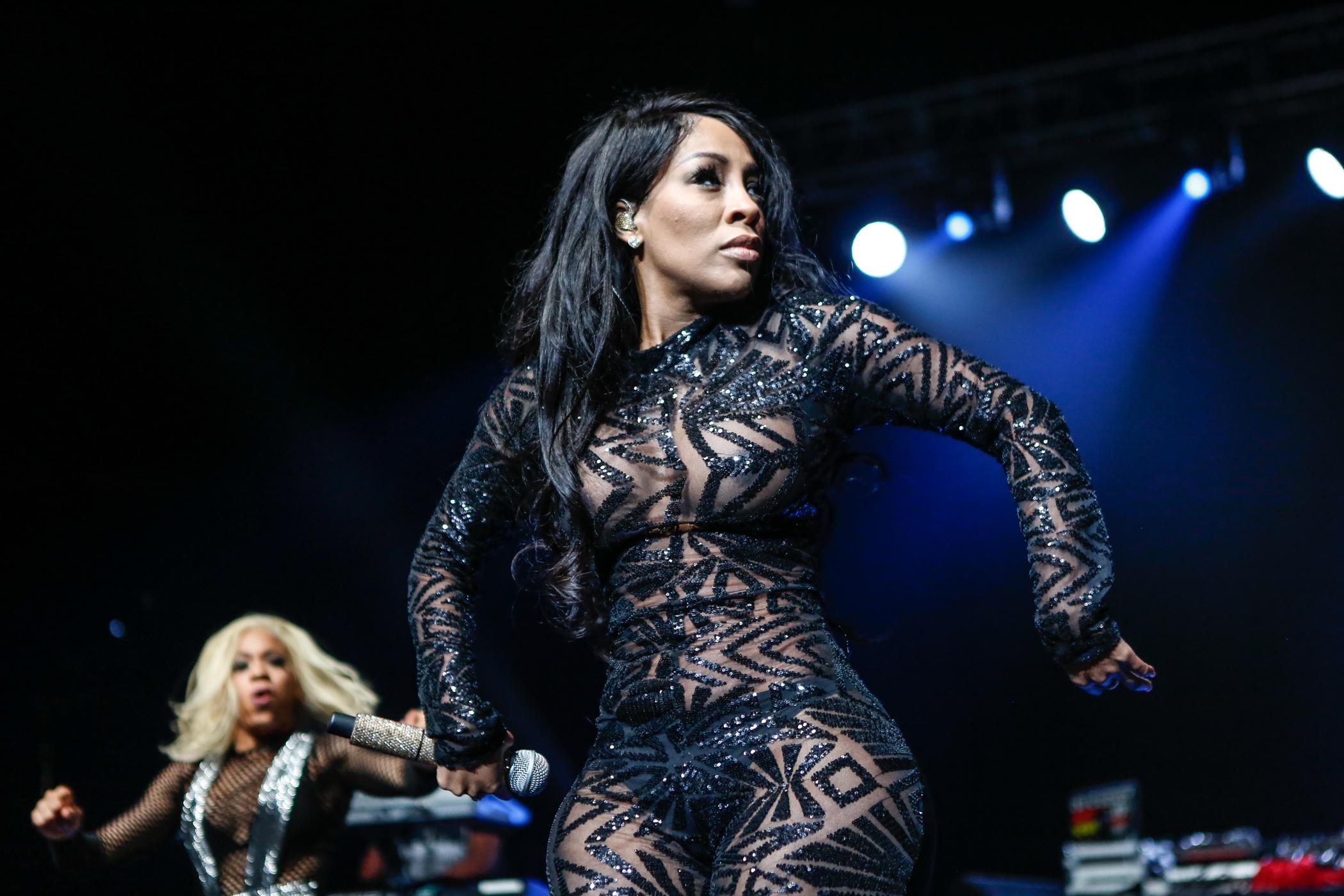 K. Michelle Super Jam 2016