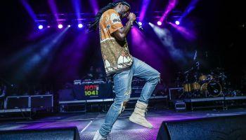 2 Chainz at Super Jam