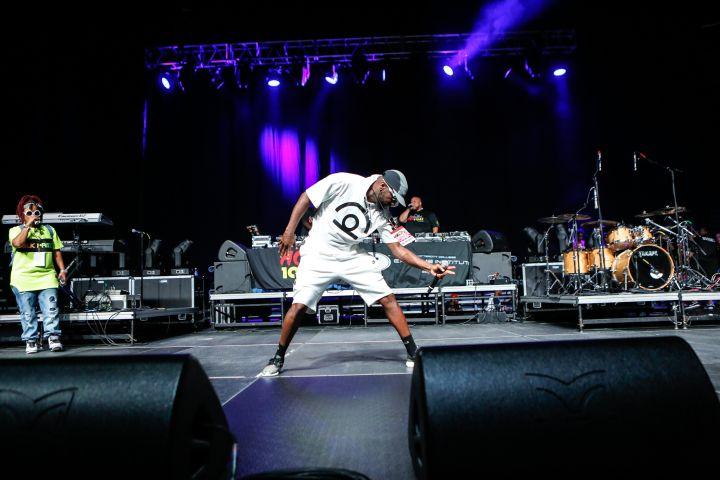Da Brat Super Jam 2016