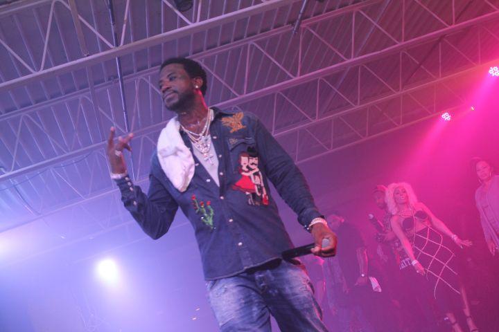 Gucci Mane in Saint Louis