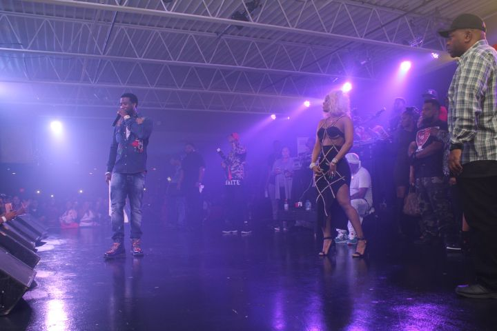 Gucci Mane Concert