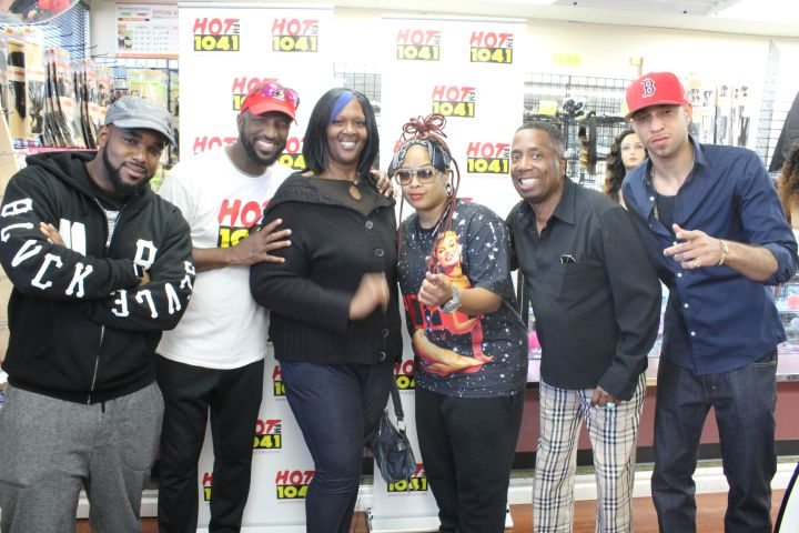 The Rickey Smiley Morning Show In Saint Louis
