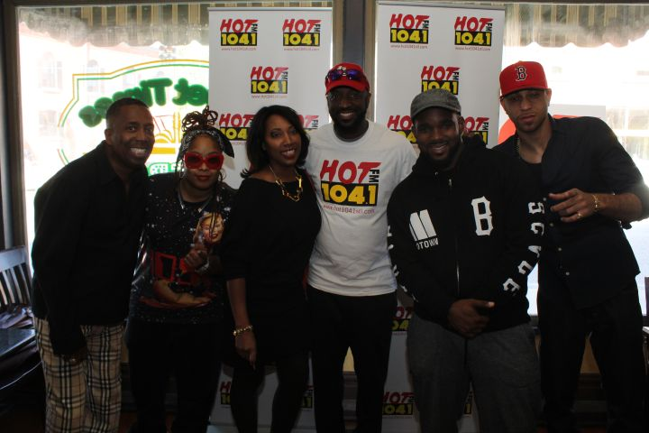 Rickey Smiley Morning Show in St. Louis
