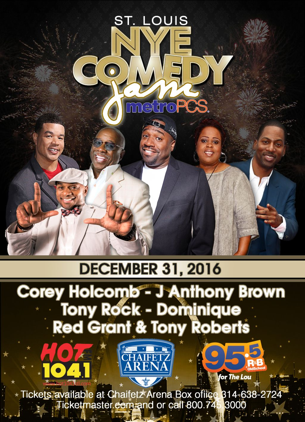 NYE Comedy Jam STL Corrected