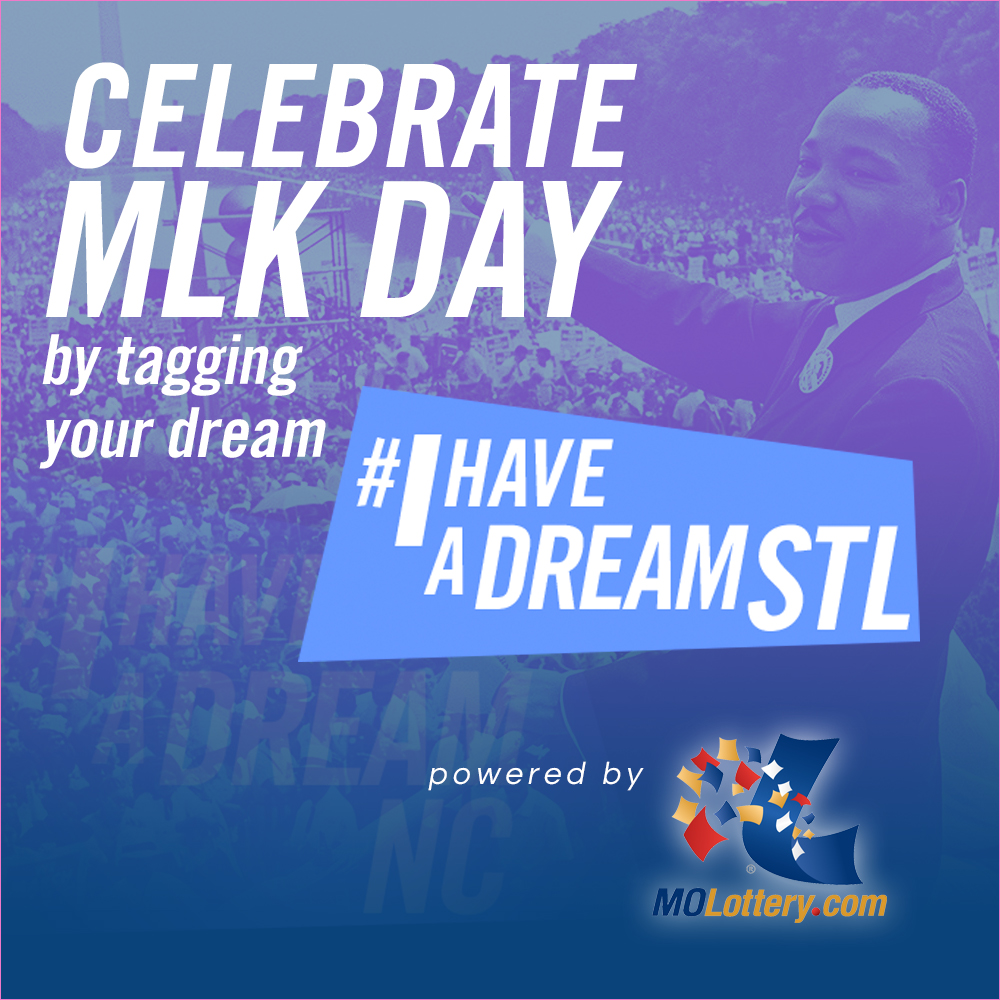 Missouri Lottery MLK Day