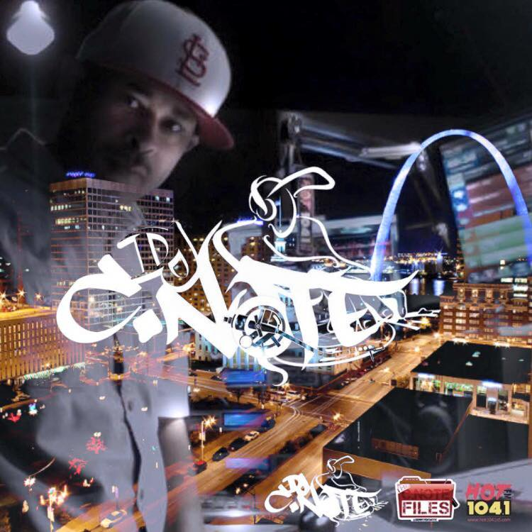 DJ C NOTE ARTWORK
