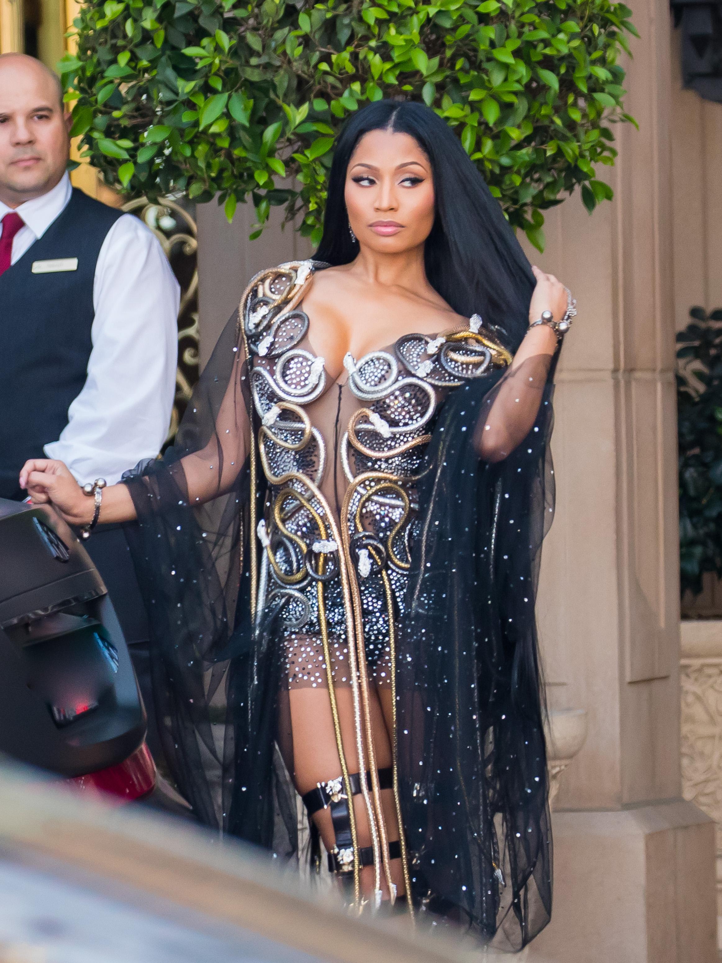 Celebrity Sightings In Los Angeles - April 03, 2017