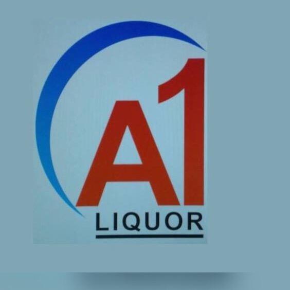 A1 Liquor Logo