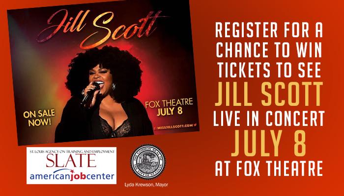 Jill Scott Contest
