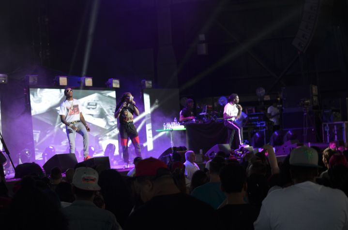 Super Jam 2017 • Future, Migos, Tory Lanez, A$AP Ferg, Zoey Dollaz Perform [PHOTOS]