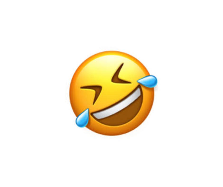 Laughing with Tears Emoji