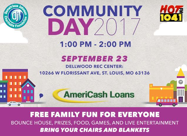 Community Day 2017